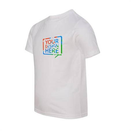 AK3312C - Next Level Full Color Kids Cotton T Shirt