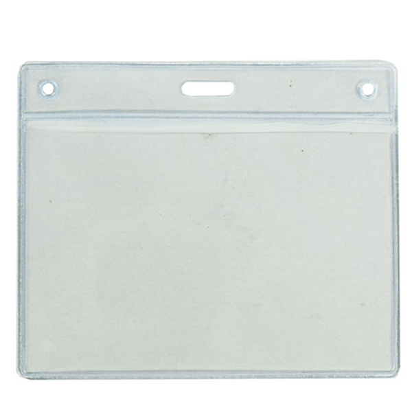 "BHH01 - 3.5"" W x 2.25"" Horizontal Badge Holder"