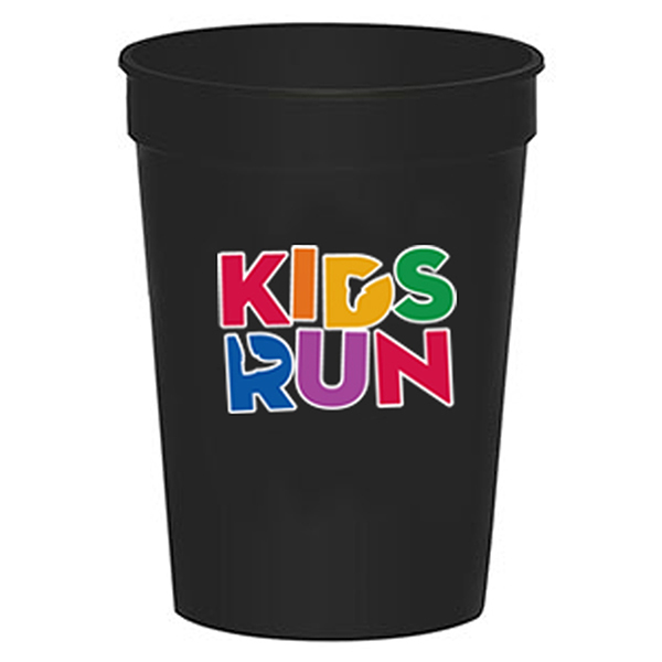 DWPLS2416 - 12 oz Plastic Sports Cups