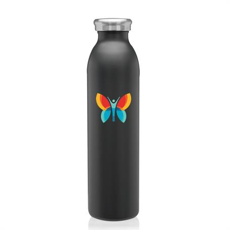 BPASB271 - 20 oz. Posh Stainless Steel Water Bottles