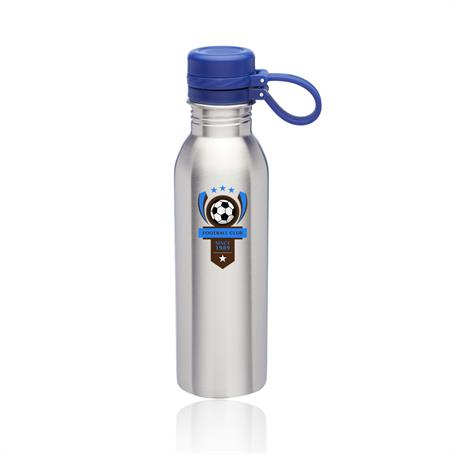 BPAWB338 - 24 oz. Color Pop Stainless Steel Water Bottles
