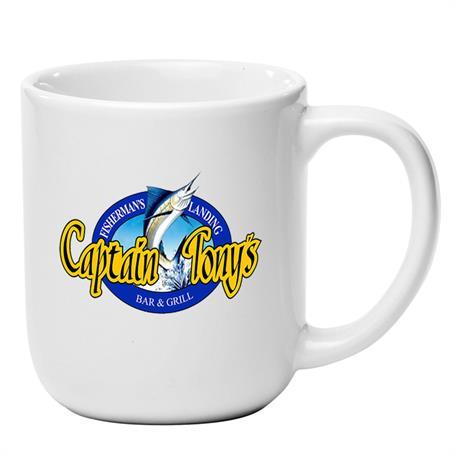 BPCM8004 - 16 oz. Vibrant Color Glossy Ceramic Mugs