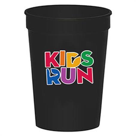 BP12 - 12 Oz Plastic Sports Cups
