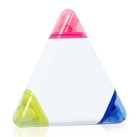 BP-AHP02 - Triangle Three Color Highlighter