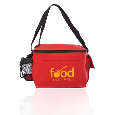 BP-ALUN29 - Polyester Insulated Lunch Bags
