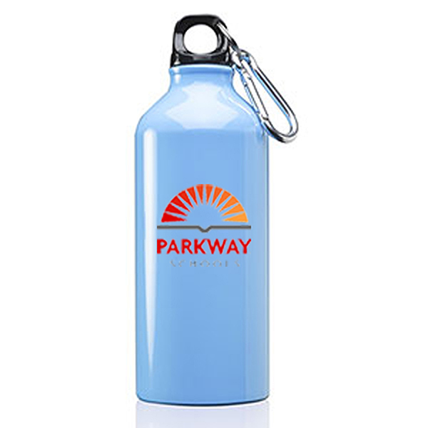 SPB153 - 20 Oz Aluminum Water Bottle