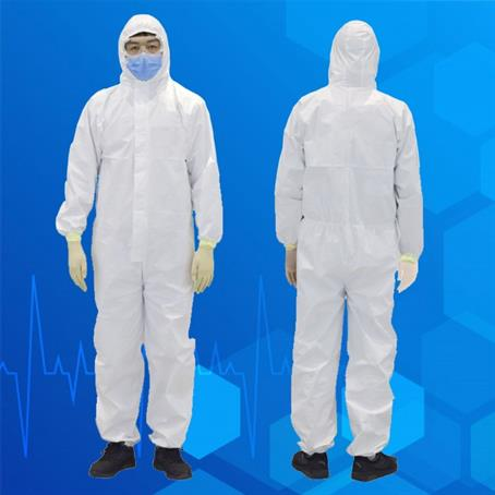 DIGB01 - Disposable Isolation Gown Antibacterial Body Suit