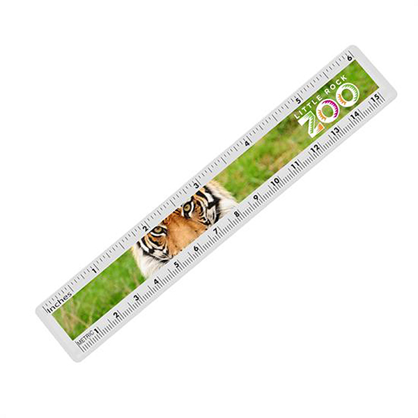 "OF-MG292 - 6"" Digital Print Ruler"