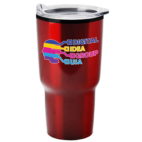 TTM349 - 28 oz. Aurora Stainless Steel Tumblr