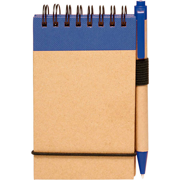 OF-NBP227 - Eco Flip Book w/ Pen