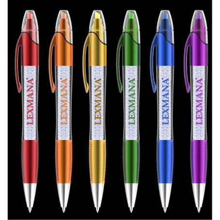 EM-STL-45 - Crystal Highlighter Pen