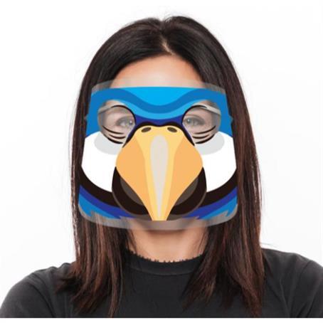 GR-FS107H - Fun Holiday Face Shields