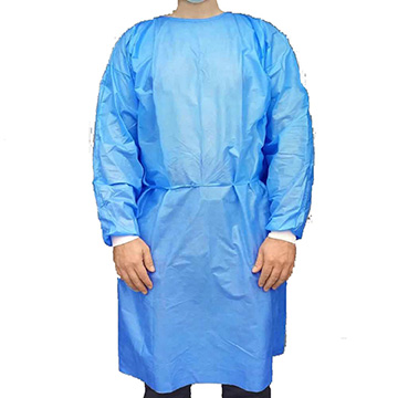 GWB06 - Best Seller Protective Body Suit, Non Woven laminated gowns