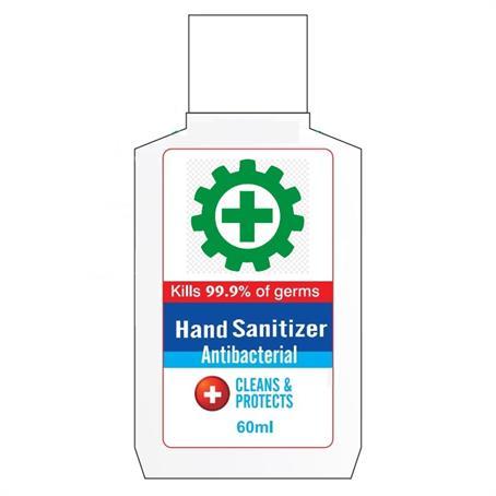 HS60ML - Custom Hand Sanitizer 60ML (Travel Size)