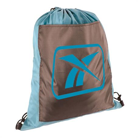 IDSB20 - DOUBLE COLOR DRAWSTRING BAG