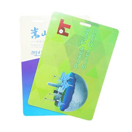 """ID-PCS64 - 6"""" x 4"""" PVC ID Card"""