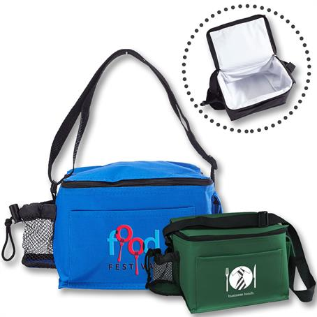 ILBUS29 - Insulated Polyester Lunch Bags