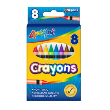 IL-86088 - Set of 8 Crayons