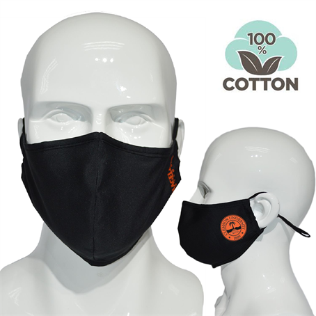IMSKC1L - Reusable Face Mask with Adjustable Ear Loop
