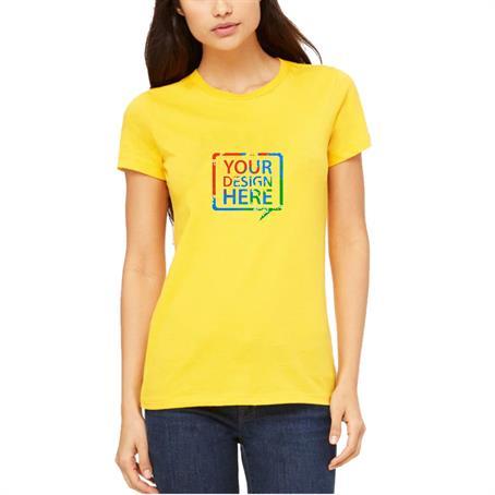 AW6004C - Bella+Canvas Full Color Women'S Cotton T Shirt