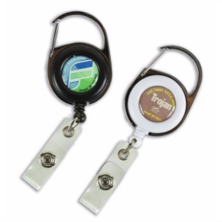 IM-BCRFC - Carabineer Badge Reel