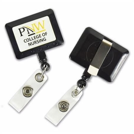 IM-BJR01 - Jumbo Rectangle Badge Reel