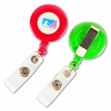 IM-BRD02 - Custom Badge Reel Holder