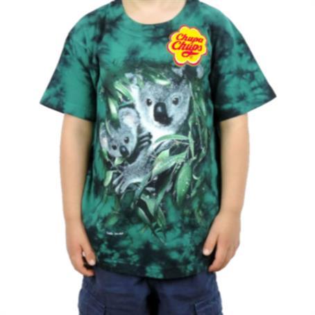 AHDSRK15 - Kids Round Neck T-Shirts W/ Edge To Edge Sublimation Tshirts