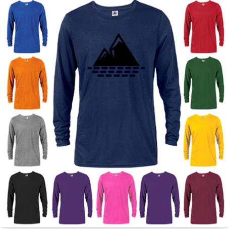 IM-SSFL6535 - Unisex Performance Long Sleeve Winter T-shirt 4.3 oz