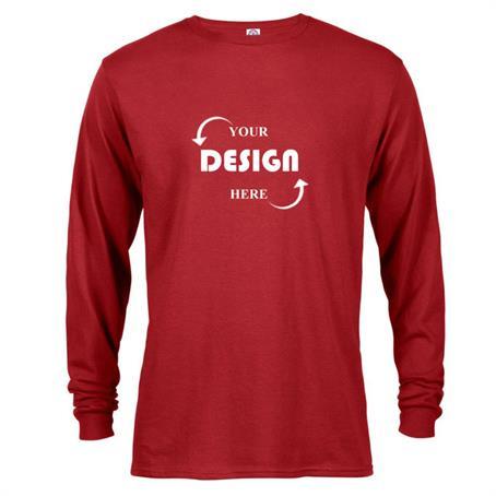 IM-SSFL748 - Classic Tees Unisex Long Sleeve Winter T-shirt 5.2 oz