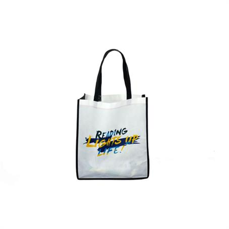 """ITBFC513F - FULL COLOR WIDE TOTE BAG WITH 5"""" GUSSET"""