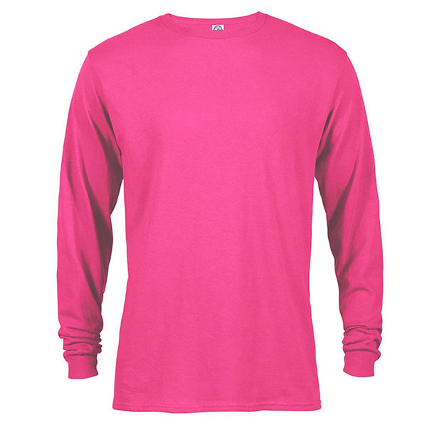 TS-BP1748 - Delta Apparel Unisex Long Sleeve