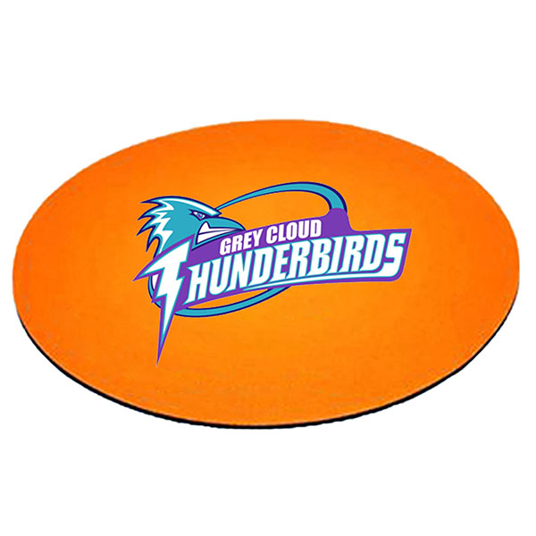 "OF-MOSPD113 - 1/8"" Round Full Color Mouse Pads"