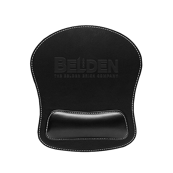 OF-MOSPD115 - Executive Leatherette Mouse Pads