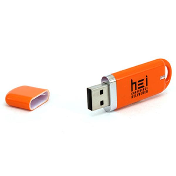 TCH-PLD128 - Plastic USB Drive - 128MB