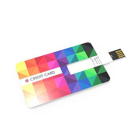 TCH-CCD002 - Credit Card Style - 2GB