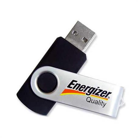 TCH-SWD002 - Swivel USB Drive - 2GB