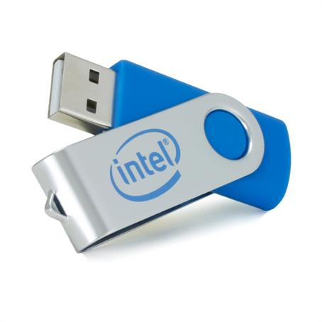 TCH-SWD512 - Swivel USB Drive - 512MB