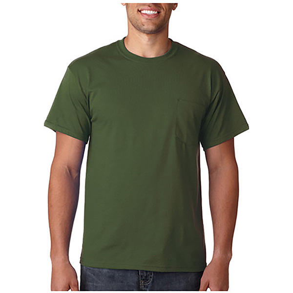 TS-BP2300 - Gildan Adult Ultra Cotton Pocket T-Shirt