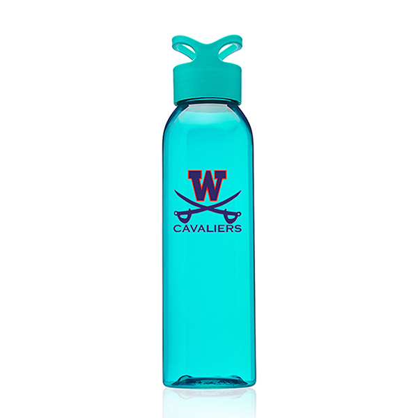 SPB138 - 22 oz Plastic Water Bottle