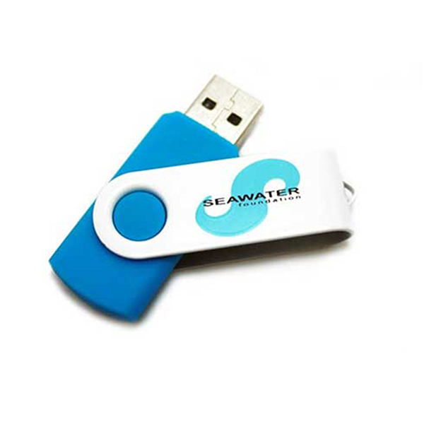 TCH-SWD106 - Swivel USB Drive - 128MB