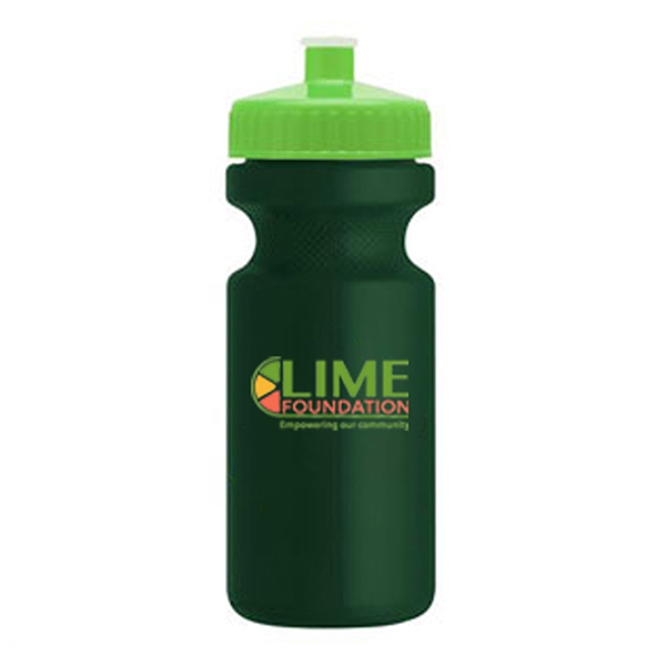 SPB145 - 22 oz. Eco-Cyclist Sports Bottle