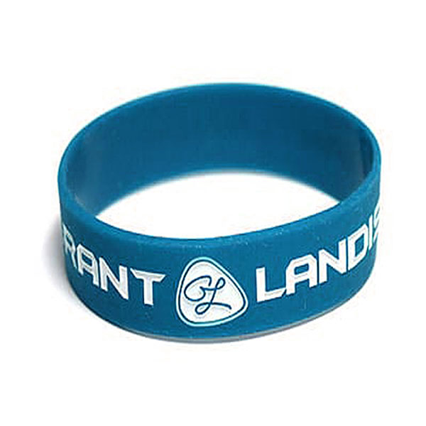"""WCF34 - 3/4"""" Color Filled Wristband"""