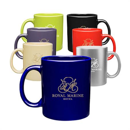 DMUG183 - 11 oz Ceramic Coffee Mug