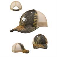 Woodland Camo Mesh Trucker Hats