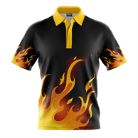 Youth Sublimation Polo 150 GSM 100% Polyester Performance