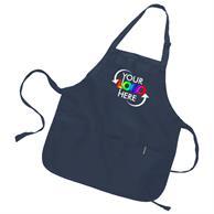 Multipurpose Apron w/ Custom Logo & Adjustable Neck Strap