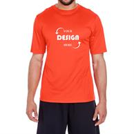 Team 365 3.8 oz 100% Polyester Performance T-Shirt w/ UV Protection