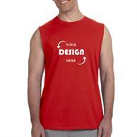 Gildan Ultra Cotton Sleeveless T-Shirts