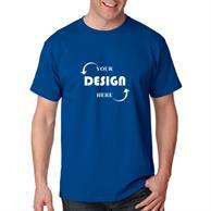 Hanes Tagless 6.1 oz. 100% Open End Preshrunk Cotton T-Shirt